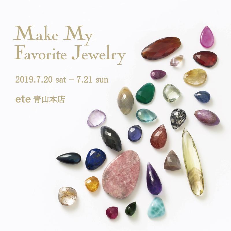 Make My Favorite Jewelry